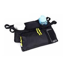 Pram Pushchair Cup Bottle Drink Food Holder Storage Bag Organiser Stroller JD