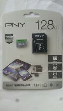PNY 128GB Micro SD Card with Adapter Ultra High Speed