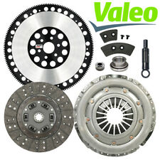 VALEO STAGE 1 CLUTCH KIT+CHROMOLY FLYWHEEL for 1981-1995 FORD MUSTANG GT LX 5.0L