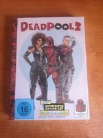 Deadpool 2 marvel mediabook audio ita