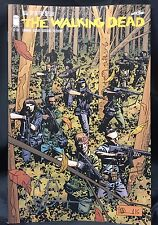 IMAGE COMICS THE WALKING DEAD #155 SIGNED BY CHARLIE ADLARD w/COA