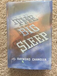 The Big Sleep,Raymond Chandler,1st E/1st & 2nd Print Before Publication