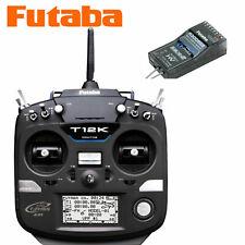 FUTABA T12K 2.4GHz + R3008SB Computer-Fernsteuersystem 12 Kanal  Fernsteuerung