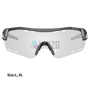 Tifosi Alliant Fototec Light Night Lens Super Clear Sunglasses Gunmetal