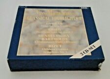 Vienna Master Series Classical Highlights I... 3 CD Box Set  Pre owned