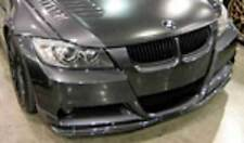 US 3D TYPE CARBON FRONT LIP SPOILER For BMW E90 3Series MTECH FRONT b052