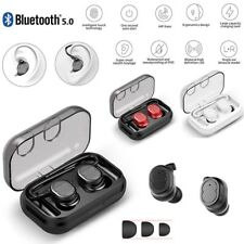 Touch Mini True Wireless Bluetooth 5.0 Earbuds Twins Headset Earphone Headphone