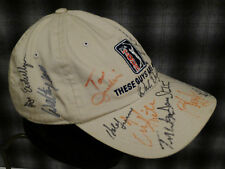 33934b44773 PGA Tour cap signed by dozens of Pro Golfers Wow~ Look! Golfing Cap