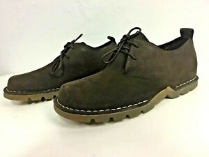 Cole Haan Brown Suede Mens Shoes C01979, NEW!!