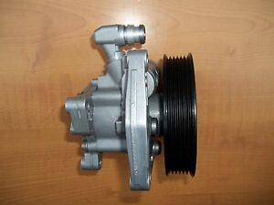 Power Steering Pump For New Mercedes Benz 1 Year Warranty High Quality 2201