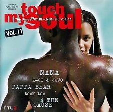TOUCH MY SOUL - THE FINEST OF BLACK MUSIC VOL. 11 / 2 CD-SET