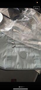 Kipling Large Travel Bag ART M Shoulder Bag Sea Gloss RRP £96