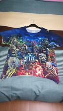 Iron maiden camiseta