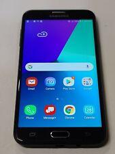Samsung Galaxy J7 V, 16 GB Silver, Locked Verizon, Good Condition: AA262