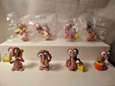 4 Vintage 1988 E.T. Figures - Applause PVC - NEW Sealed