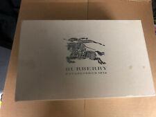 Burberry Empty Shoe box Guc