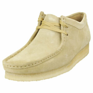 Clarks Originals Wallabee Mens Maple Wallabee Shoes - 8 US