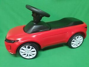 Land Rover Range Rover Evoque Rider ride on car Red Kids Genuine 51LDTY926RDA