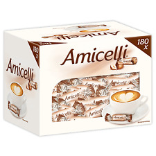 180 x Amicelli Mini Rolls  (900g / 1.98lbs) **Product of Germany** NEW