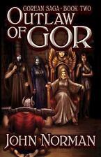 Gorean Saga: Outlaw of Gor 2 by John Norman (2014, Paperback)