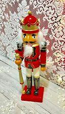 Christmas Wooden Nutcracker