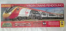 More details for hornby r1155 oo gauge class 390 virgin pendolino train set empty box only #1
