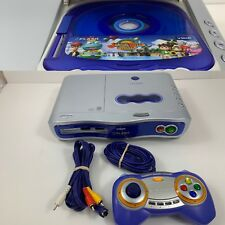 VTech V.Flash TV Home Edutainment Learning Console + Game Smart Disc, Controller