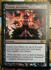 MTG Diabolic Revelation foil NM Magic the Gathering