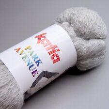 Katia Park Avenue 101 gris 75g laine (par 100 g)