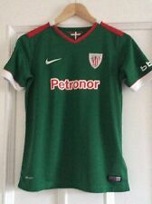 Nike Athletic Bilbao Shirt  Size Large 12/13 years