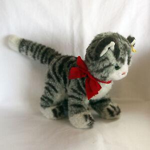 Steiff Vintage Tabby Cat