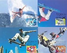 Australia 2006 Extreme Sports Set of 4 Maximum Cards