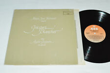 MARIE-JOSE THERIAULT Chante Jacques Blanchet LP 1982 CBS Andre Gagnon Piano VG+