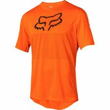 Fox Racing Ranger s/s Short Sleeve Fox Head Jersey Blood Orange