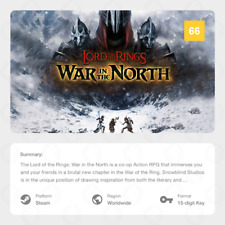The Lord of the Rings: War in the North (PC) - Steam Key [GLOBAL]