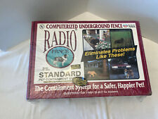 Radio Fence Standard Pet Containment System, Electric Dog Fence New Rf-3003