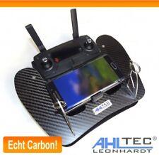 Senderpult AHLtec - DJI MAVIC PRO Sender in ECHT CARBON - mit Handyhalterung