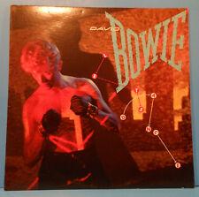 DAVID BOWIE LET'S DANCE VINYL LP 1983 ORIGINAL PRESS GREAT COND! VG++/VG++!!C