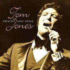 Tom Jones Greatest Love Songs (CD, 2003) SHIPS NEXT DAY