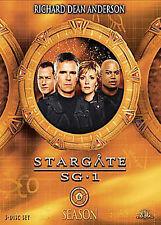 Stargate SG-1 : Season 6 (DVD, 2005, 6-Disc Set) VGC Pre-owned (D96)