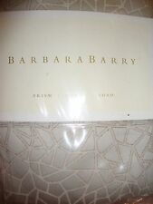 New Barbara Barry Prism Spa Standard Queen Pillow Sham