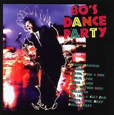 Various Artists : 80s Dance Party CD