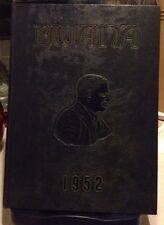 1952 Roosevelt High School Yearbook St. Louis, Missouri Bwana Free Shipping