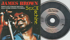 James Brown CD-MAXI SEX MACHINE ( PAPPCOVER)