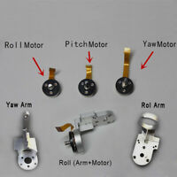Original Part Gimbal Yaw Roll Pitch Motor Yaw Roll Arm for DJI Phantom 3 Pro Adv