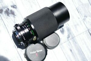 Pentax 75-205mm f/3.8 Vivitar Zoom lens for K-1000 k-70 kp k-1 k-3 PK mount