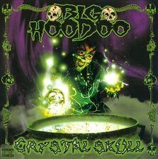 CD BIG HOODOO CRYSTAL SKULL ~MINT~  FEATURING INSANE CLOWN POSSE ICP TWIZTID RAP