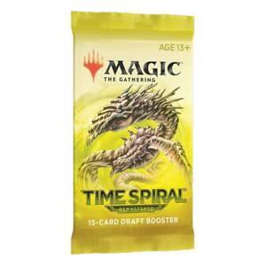 MTG Time Spiral Remastered Draft Booster Display // Packs MTG