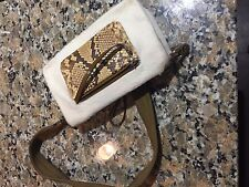Prada Calf Hair & Snakeskin Purse *Rare