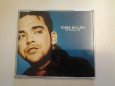 Robbie Williams Old Before I Die CD Single incls Better Days